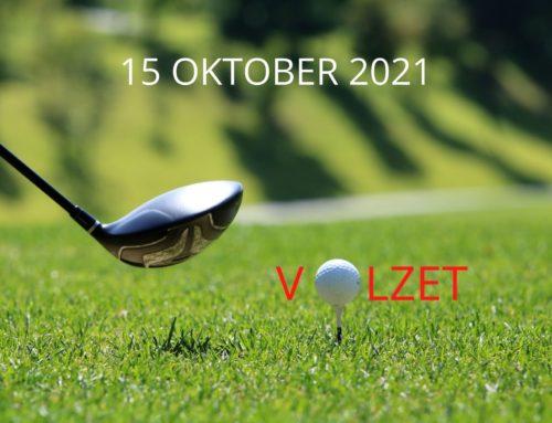 Nieuwe datum 15 oktober 2021 : Charity Golf Cup ism RAGC Kapellen