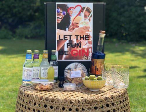 Bestel nu een aperitiefbox en steun de vzw: Let the fun beGIN !